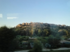 ... wir nähern uns Rom ...
