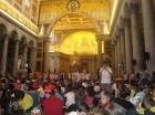 Österreicherfest in der Basilika San Paulo vor den Mauern