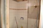 Die neuen WC-Anlagen entstehen