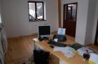 Der wunderschöne neue Fußboden der Pfarrkanzlei - Februar 2012